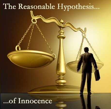 The Reasonable Hypothesis of Innocence