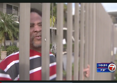 Free but Not Clear: Man wrongfully imprisoned for murder shares ordeal.